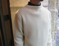 ANDERSEN-ANDERSEN / SAILOR SWEATER CREW NECK