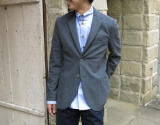 HARRIS WHARF LONDON / 2B Pique Jacket
