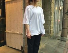 PYJAMA CLOTHING / LAX HALF TEE