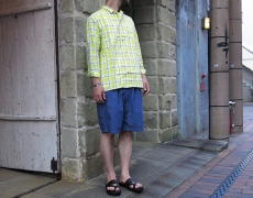 EEL / 花火シャツ