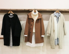 Ladies OUTER Pick Up / EEL&ironari