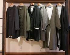 GARMENT REPRODUCTION OF WORKERS / 2015FALL&WINTER SELECT ITEM