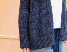tamaki niime / PO knit / CA KNIT