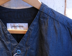 prasthana / digger shirts
