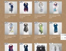 tamaki niime / roots shawl / online store
