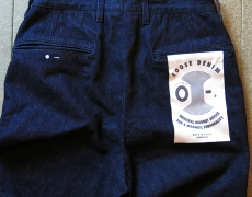 O- / LOOSE DENIM