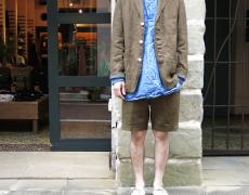 VINCENT ET MIREILLE / Linen Jacket / Linen Shorts
