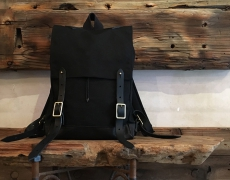 SEIL MARSCHALL / MINI-CANOE PACK BLACK LIMITED