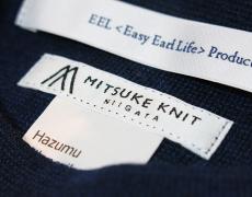 EEL / STUDY KNIT / ハズムミラノリブ