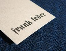 FRANK LEDER / 店休日