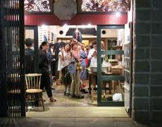からすみ茶屋なつくら × 角ウチベタン