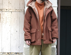 EEL Products / Aurora Man Coat4.0