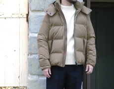 DESCENTE ALLTERRAIN / ANCHOR / SAND STORM BROWN