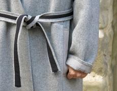 MAUVAISES HERBES / Robe Coat