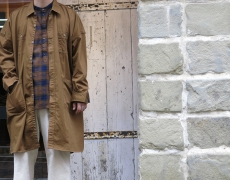 ARTE POVERA / Oversized Work Shirts