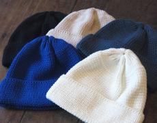 LEUCHTFEUER / Knit Cap / 店休日