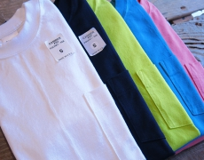 CAMBER / MAX WEIGHT POCKET SS TEE