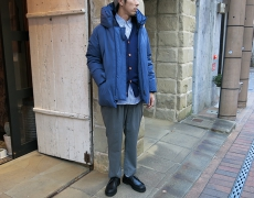 EEL / AURORA MAN D COAT