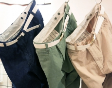 MASTER&Co Chino Trousers / 店休日
