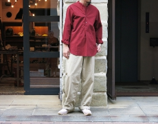 HAVERSACK / Pullover shirt