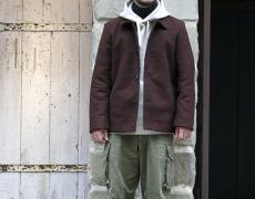 FRANK LEDER / DEUTSCHLEDER WORK JACKET