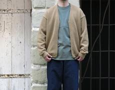 crepuscule / Moss Stitch Cardigan