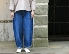 ORDINARY FITS / JAMES / DENIM