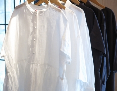 STAMP&DIARY / Linen Shirts Collection