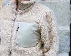 DESCENTE ddd / Boa Fleece Jacket / Vest