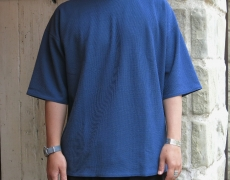 DESCENTE PAUSE / Zeroseam T Shirt / Thermal Big T Shirt
