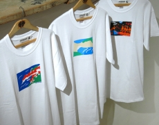 COTTON PAN / SILK SCREEN TEE