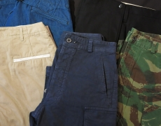 OUTIL / Archive Bottoms Collection