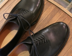 forme / Blucher Plain toe