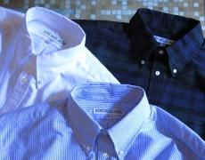 INDIVIDUALIZED SHIRTS / Oversized Oxford B/D