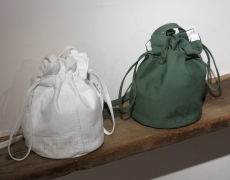 ARTE POVERA / RE-巾着BAG