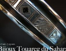Bijoux Touareg du Sahara