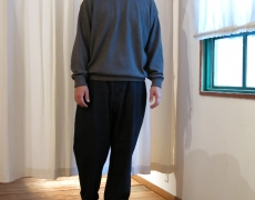 crepuscule Knit&EEL Products Trousers