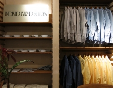 INDIVIDUALIZED SHIRTS TRUNK SHOW 明日より